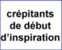 crepitant-debut-inspiration